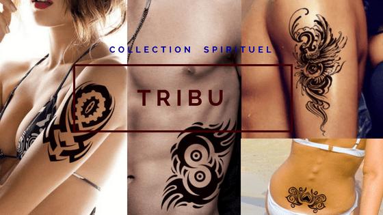 Tatouage temporaire tribal
