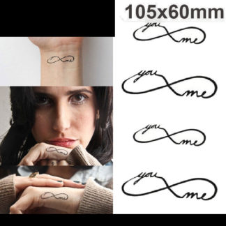 Tattoo infini you and me