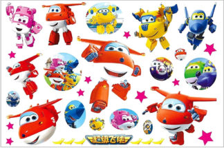 Tattoo super Wings Enfant