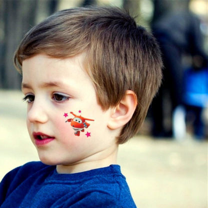 Tattoo super Wings Enfant