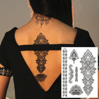 Tattoo totem
