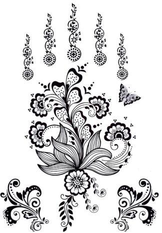 Tattoo fleurys et ses petits