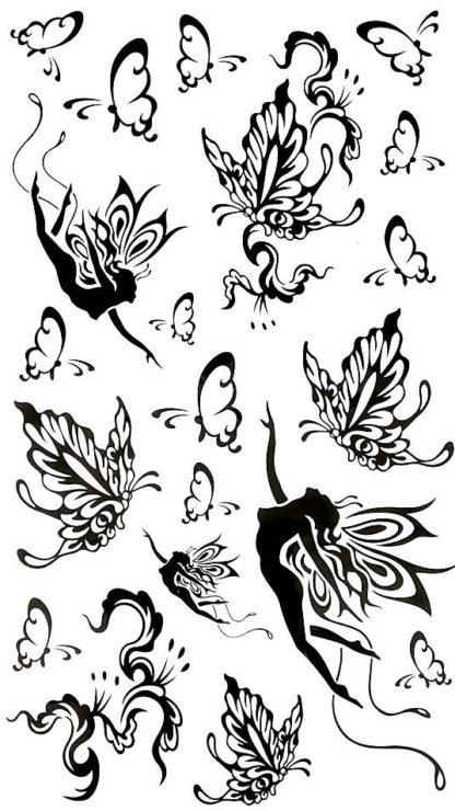 Tattoo fees tribal