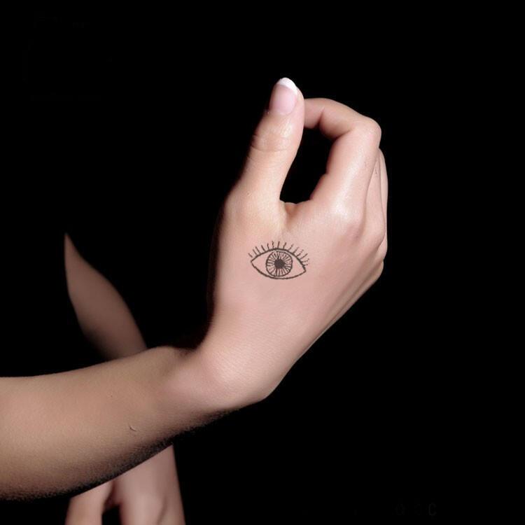 Tattoo Oeil Oiseau Requin Bateau Oeil Avec Le Shop Kolawi