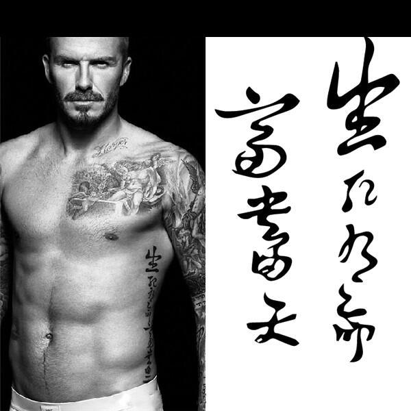 Ecriture Japonais Tatouage Kolorisse Developpement