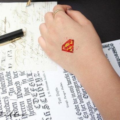 Tattoo super hero